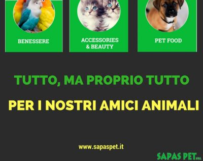 sapas pet scopri lofferta