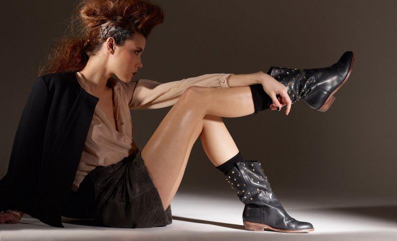 offerta nuovi arrivi collezione autunno inverno scarpe e borse donna stecco calzature vicenza