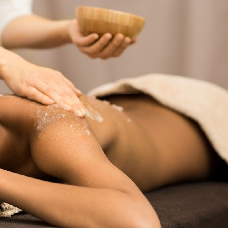 Offerta Corpo Scrub+Mask+Massaggio BCL SPA BERGAMO