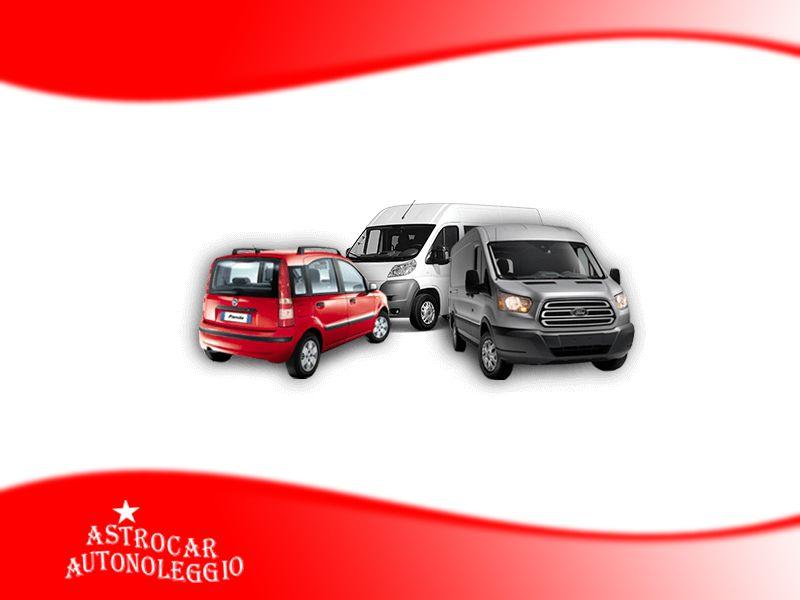Noleggio auto - furgoni - pulmini - Astrocar Autonoleggio