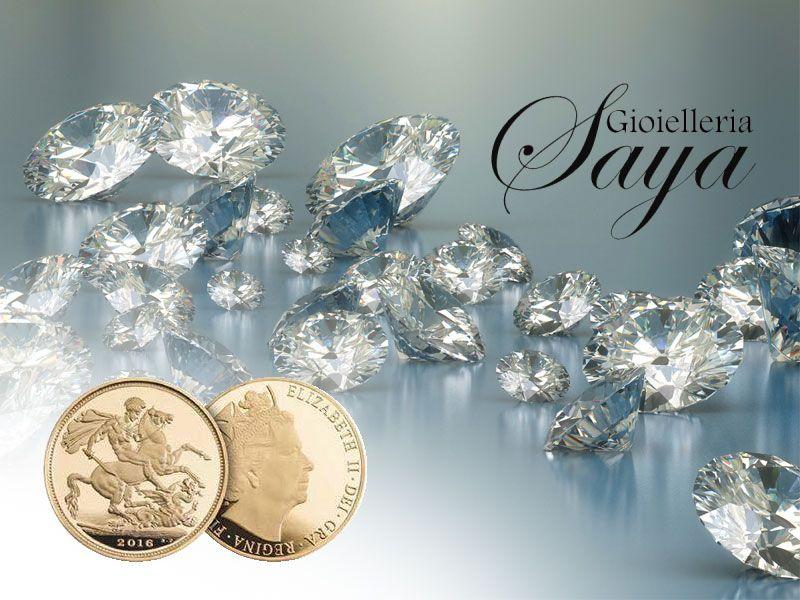 offerta acquisto diamanti - promozione acquisto metalli preziosi - gioelleria Saya