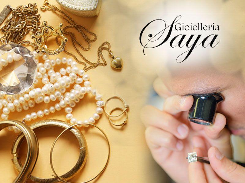 offerta valutazione oro - promozione oreficeria orefice - gioielleria saya