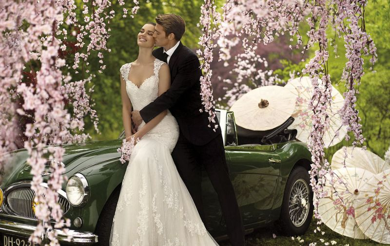 Offerta noleggio auto d'epoca per matrimoni - Promozione noleggio auto d'epoca per eventi