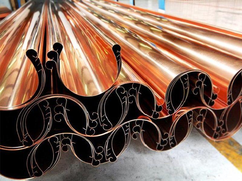 lavorazione lattoneria industriale rame alluminio arcigni snc carre vicenza e provincia