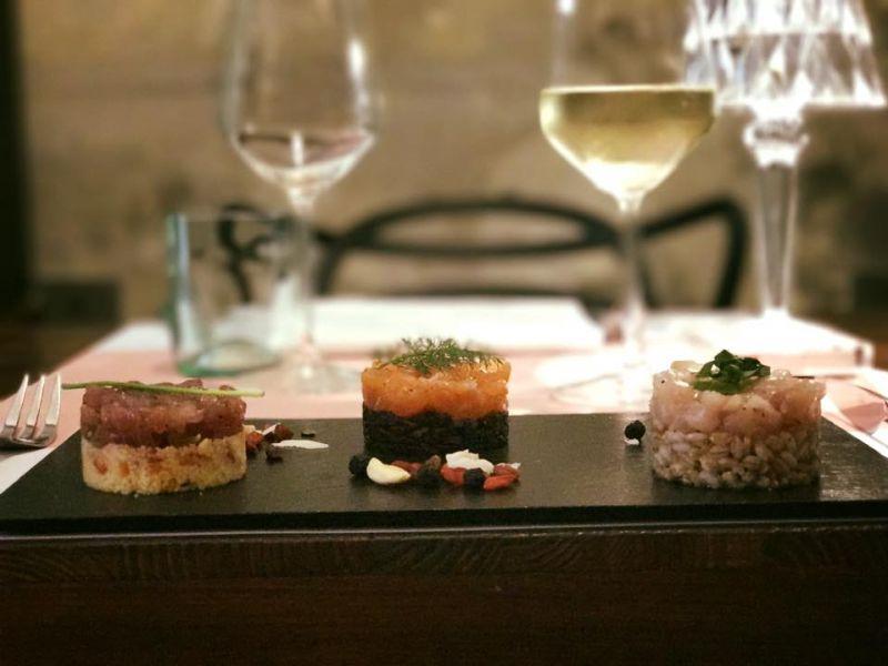 Sottosale arezzo - ristorante carne arezzo - ristorante pesce arezzo