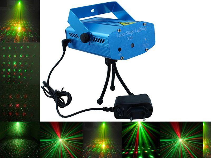 promozione offerta occasione laser effetto luci colorate potenza