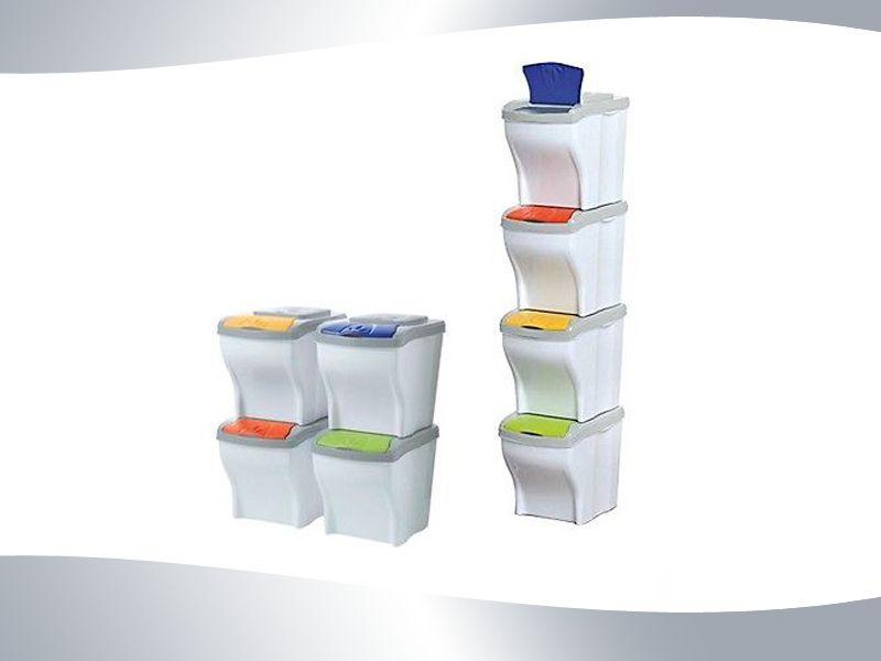 Occasione contenitori raccolta differenziata - Pattumiera rifiuti - I Detergenti