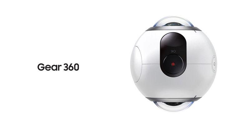 Novità Vendita Samsung Gear 360° per Smartphone a Valdagno, Vicenza - Occasione Offerta Promo