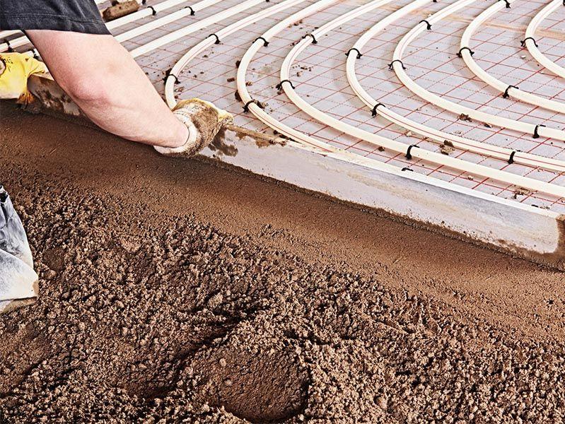 impianti di riscaldamento a pavimento parma