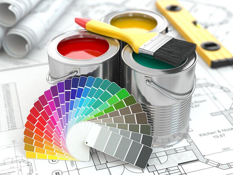 materiale per pitturazione bari