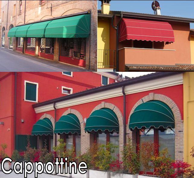Offerta vendita Cappottine - Vendita Pensiline Pergole - Verona Padova Rovigo Ferrara Mantova