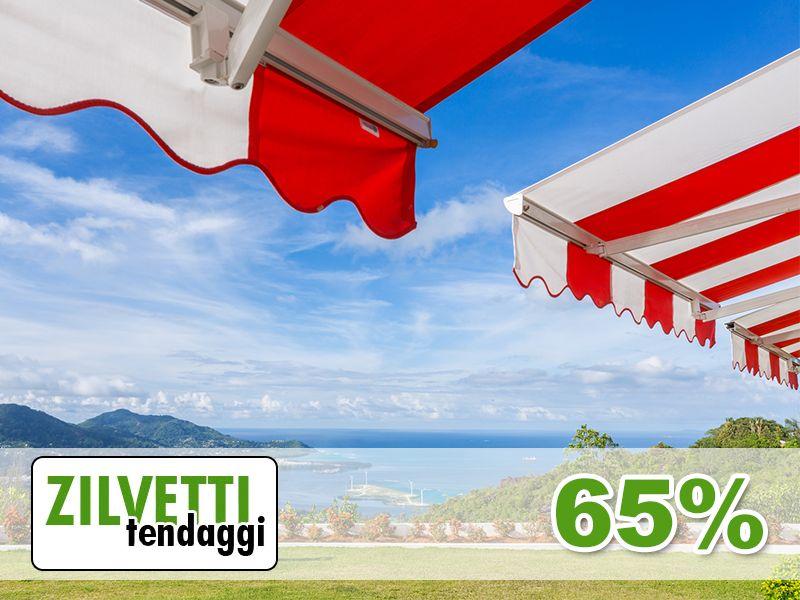 Promozione - Offerta - Occasione - Detrazione Fiscale Tende da Sole - Verona - Rovigo