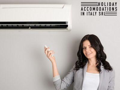 servizio condizionamento riscaldamento holiday accomodations
