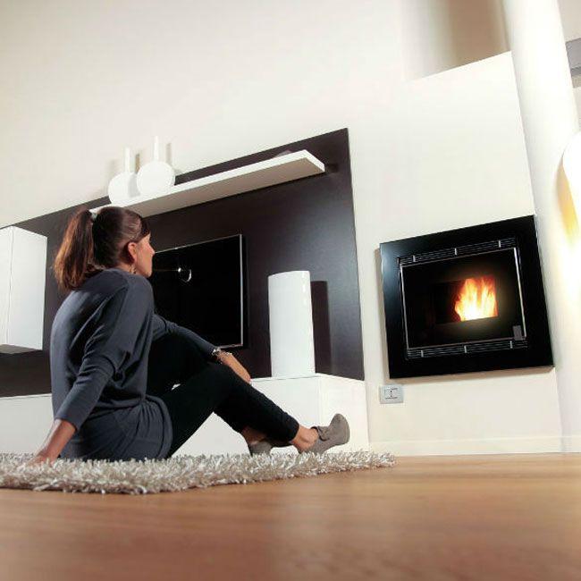 stufe termostufe a pellet risparmio riscaldamento vicenza verona padova venezia offerta promo