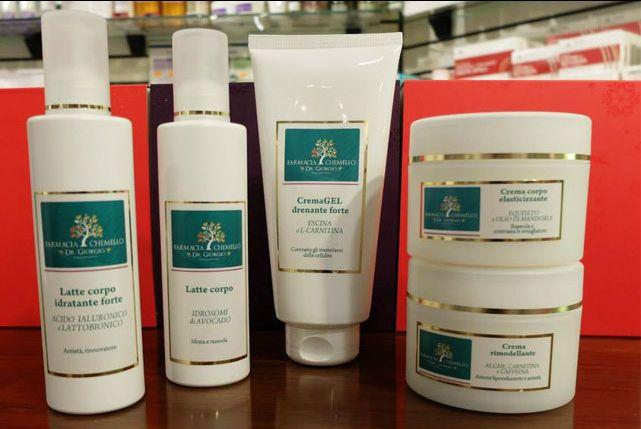 Dermocosmesi Trattementi per la Salute della pelle Farmacia Torrebelvicino Vicenza Sconto Promo