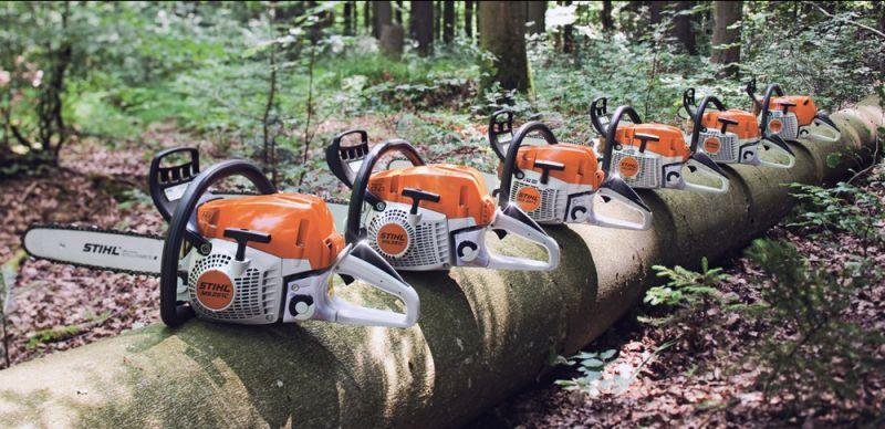 assistenza riparazione manutenzione macchinari boschivi e per giardinaggio valdagno vicenza