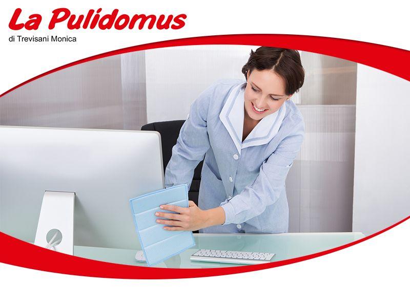 Offerta servizio di pulizie condominiali - Promozione pulizie appartamenti Verona La Pulidomus