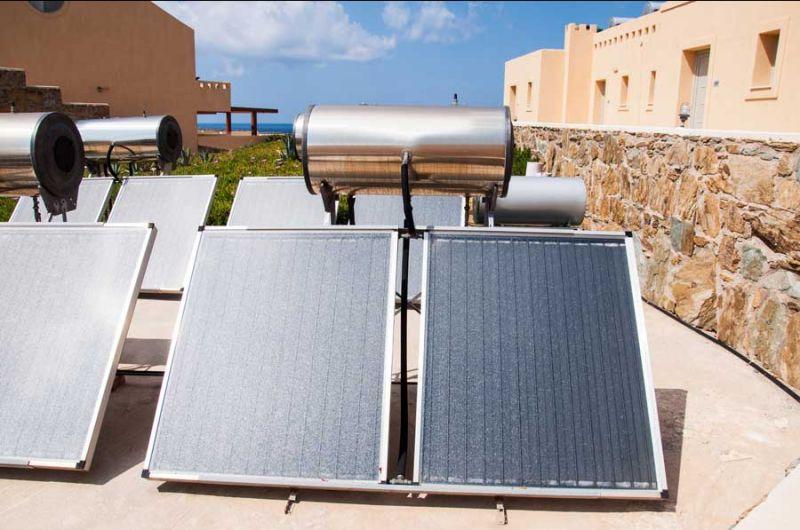 Offerta montaggio impianti di riscaldamento con pannelli solari - Promozione Vicenza - Camisano