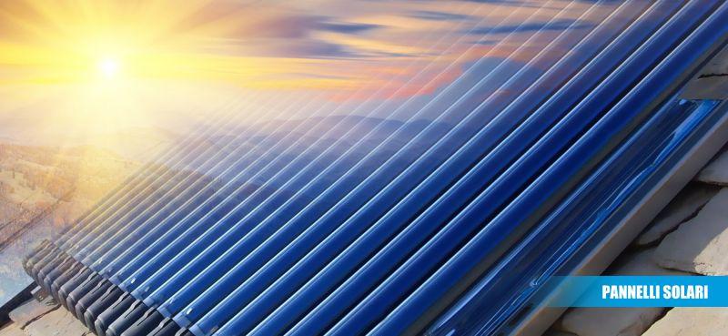 Offerta installazione pannelli solari - Promozione termoidraulica impianto solare Vicenza
