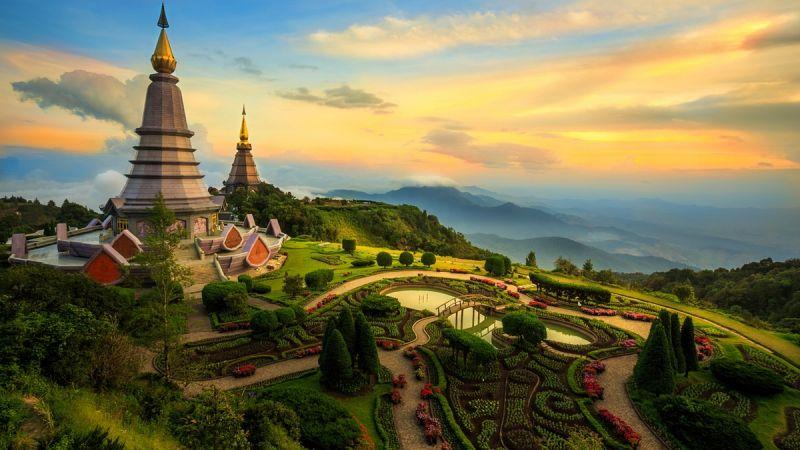 con puerto svago benevento fai il tour della thailandia del nord classico