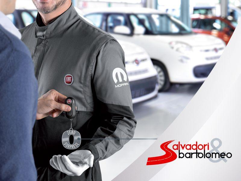 Offerta - Occasione - Promozione - Fiat Abarth Professional Manutenzione Auto Aprilia