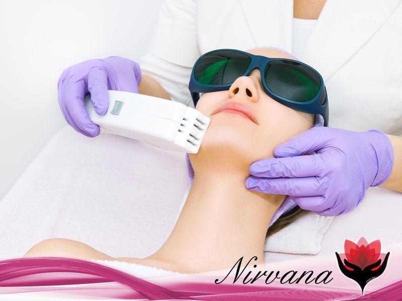 offerta occasione promozione epilazione laser viso ascelle inguine taormina