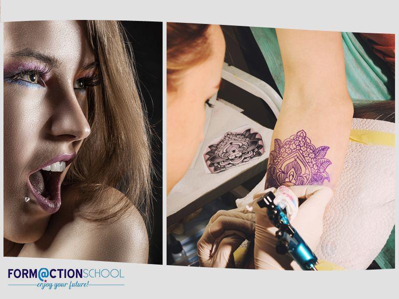 Promozione corso  tatuaggio Venosa - Offerta corso tatuaggio piercing Venosa- FormactionSchool