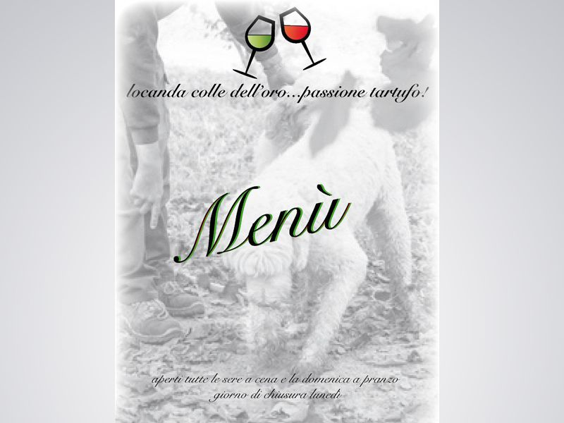 offerta occasione promozione menu autunnale terni