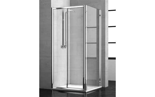 Offerta vendita cabine doccia Duka Novellini - Box doccia in cristallo Samo Megius Verona