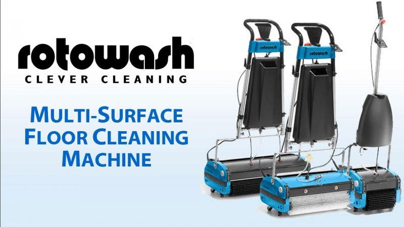 offerta vendita lavatappeti lavamoquettes - occasione vendita Rotowash lavapavimenti vicenza