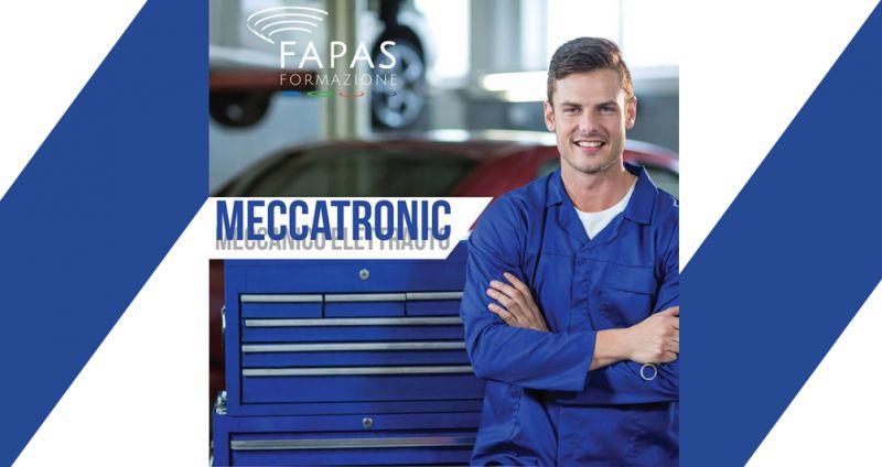 offerta corso formazione meccatronico - promozione nuovi corsi fapas formazione