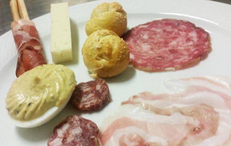 specialita cucina casalinga vicentina offerta pranzo e cena trattoria sabrina di villaga
