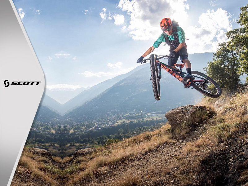 Offerta bici Scott - Promozione Bike Scott - Occasione Biciclette Scott - Cicli Sumin Dario
