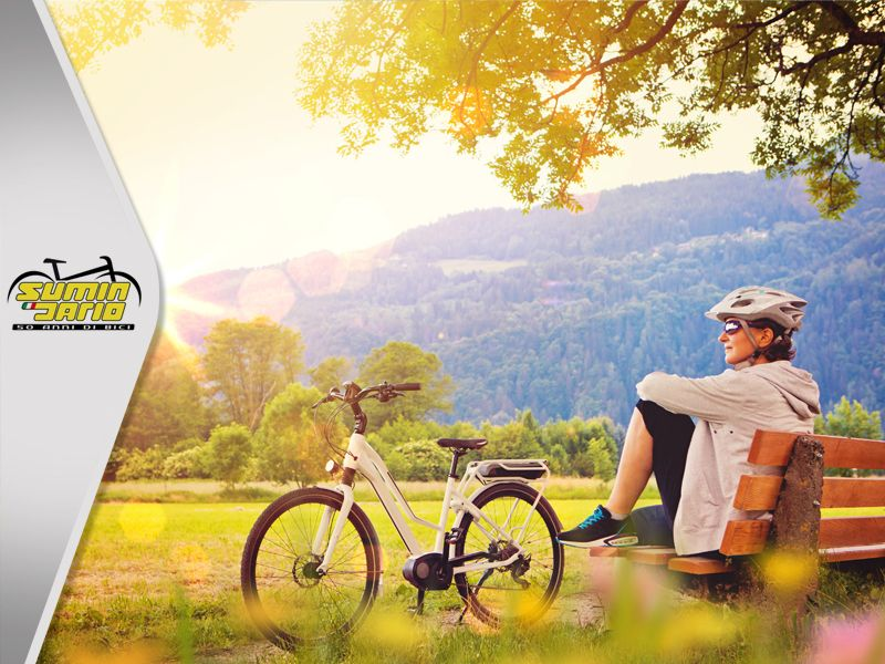 Si!Happy - Vendita bici Val di Susa - Promozione Assistenza bici Val di Susa - Ciclii Sumin.
