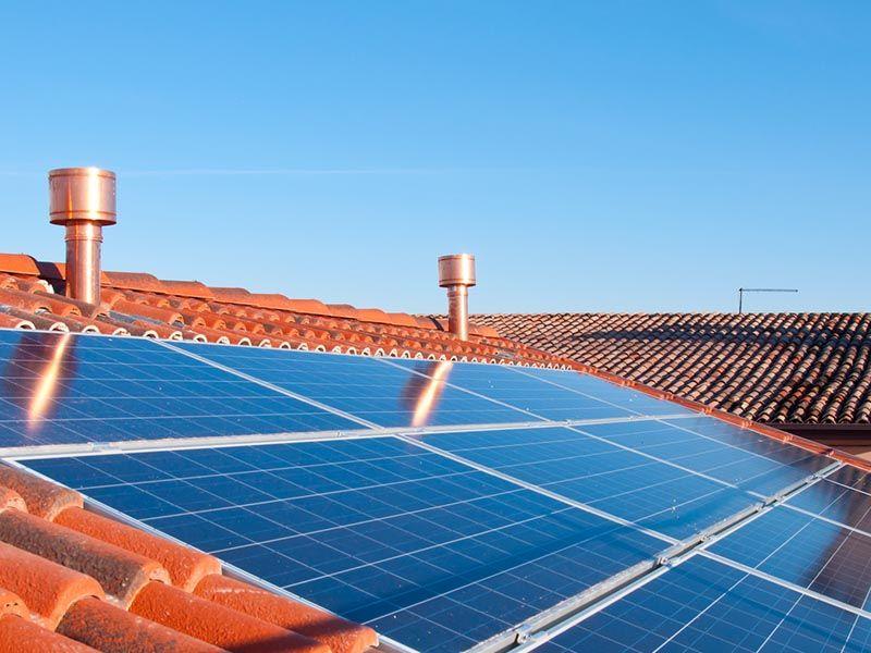 impianti solare termico torino