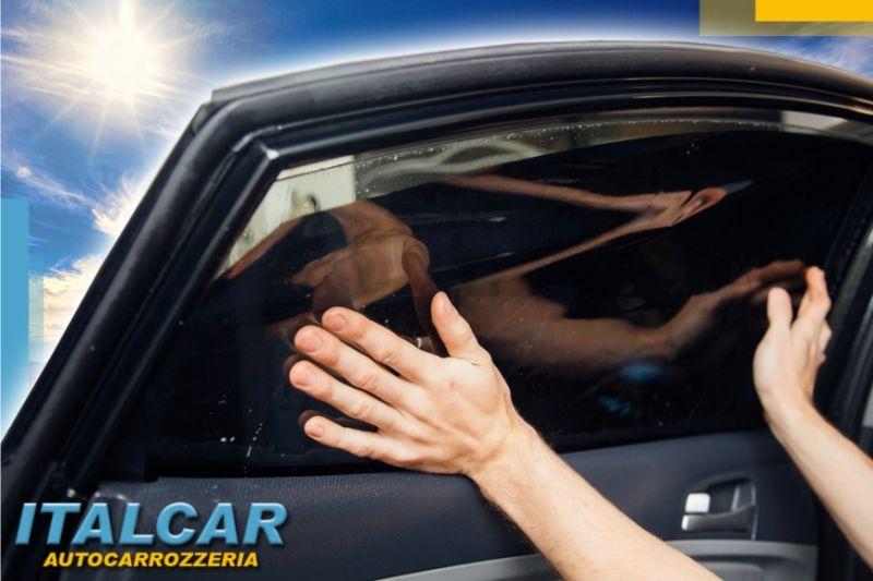 Promozione oscuramento vetri auto