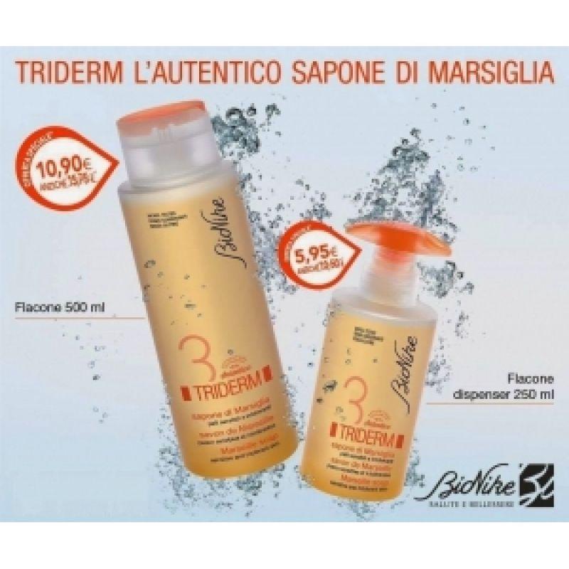 Offerta Triderm Bionike sapone marsiglia liquido | Parafarmacia Le Ferriere Imperia