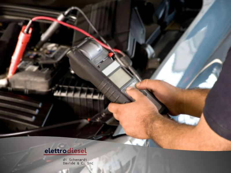 elettrodiesel fiorenzuola elettrauto officina riparazioni