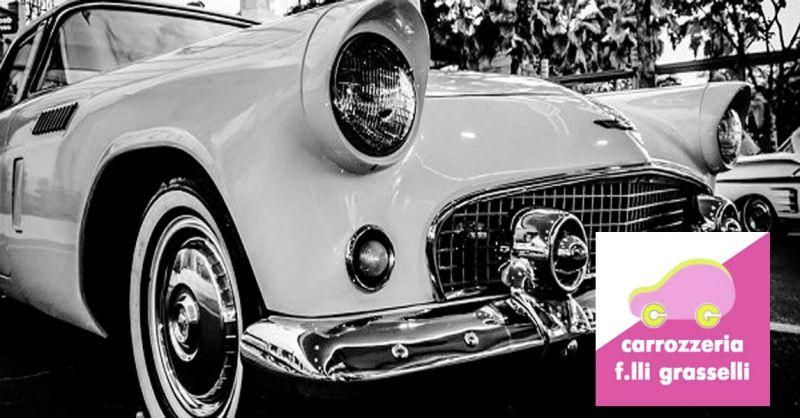 Offerta servizio di restauro auto moto d'epoca - occasione restauro auto moto Santorso Vicenza