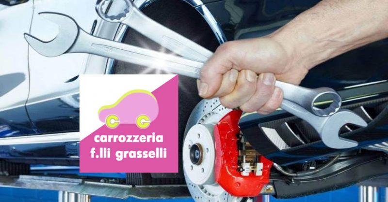 Offerta raddrizzatura scocche auto Vicenza - occasione controllo scocche auto Vicenza Santorso