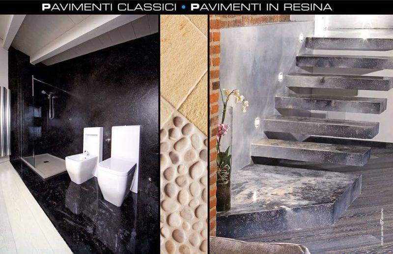 Offerta realizzazione pavimenti in resina per esterni Verona-Promozione pavimentazioni resina