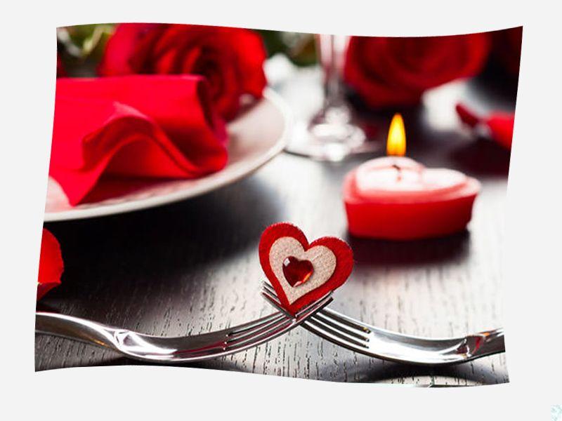 Promozione - Offerta - Occasione - Menu' San Valentino - Reggio Calabria