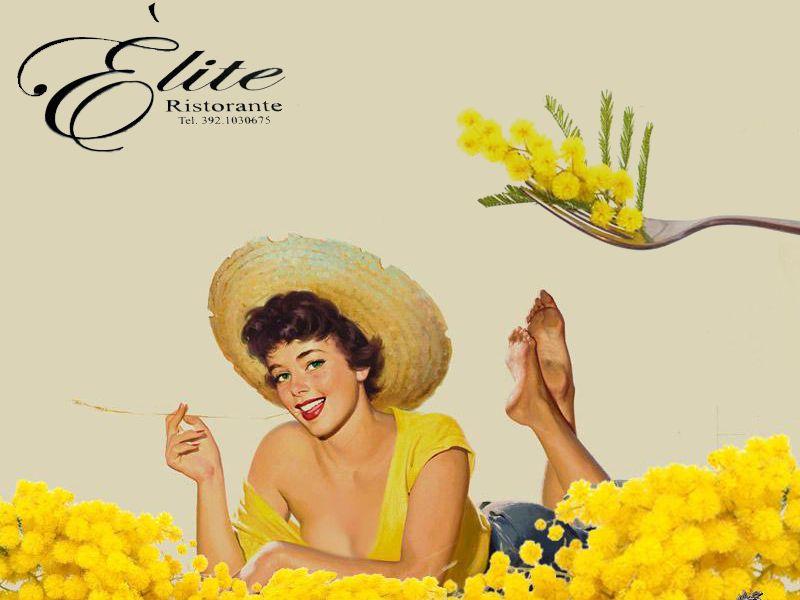 Promozione menu' 8 marzo Reggio Calabria - Offerta menu' festa della donna -Elite Ristorante