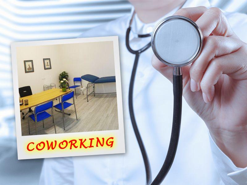 Offerta Studio Medico in Affitto - Promozione Affitto Studio Medico Arredato - Coworking