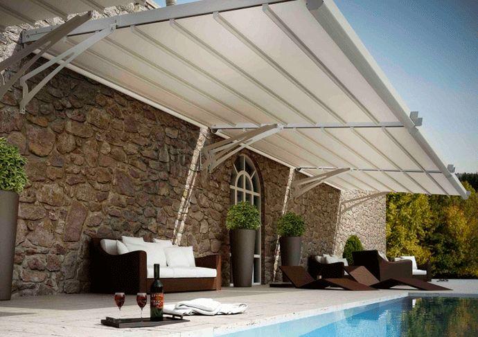 offerta realizzazione coperture speciali per esterni stli tenda vicenza progettazione