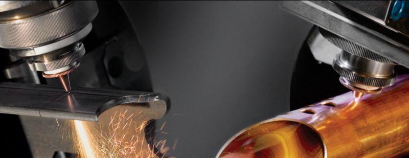 taglio foratura laser vicenza lamiera 2d tubo 3d con smussi e bevel meccanica zen vicenza