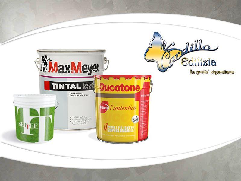Offerta Pittura Cromology - Promozione Pittura per Edilizia - Cardillo Edilizia