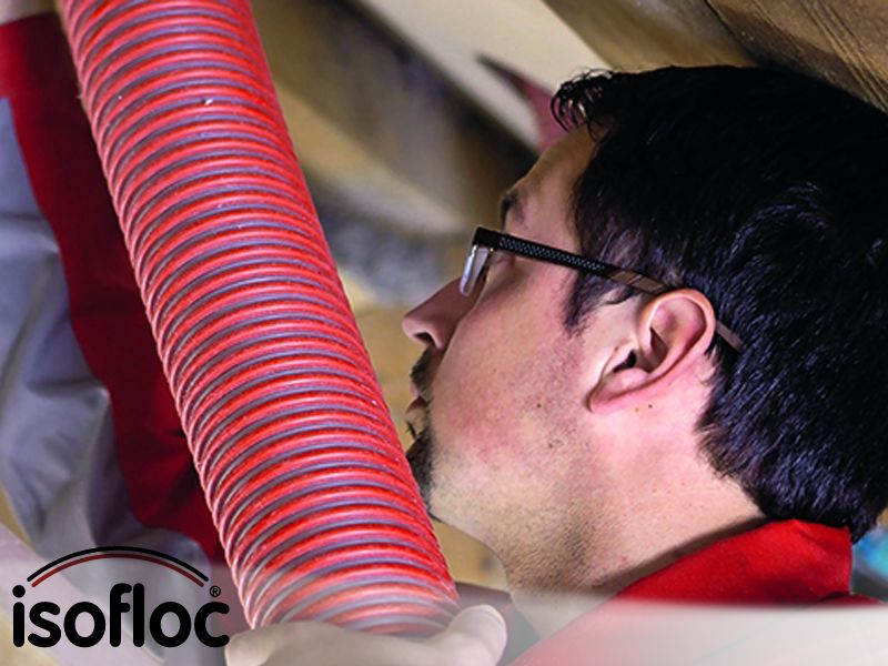 Promozione - Offerta - Occasione - Isolamento termico e acustico ISOFLOC - Stignano