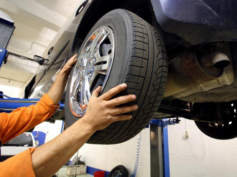 Offerta gommista Promozione riparazione sostituzione pneumatici estivi invernali Cerea Legnago