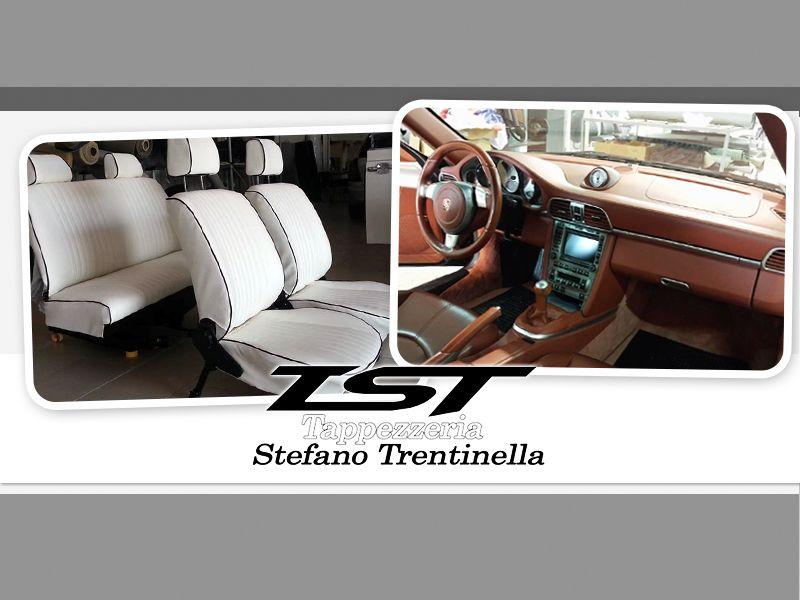 Tappezzeria Trentinella - Offerta Lavorazioni Tappezzeria Auto - Occasione Restauri Tappezzeria
